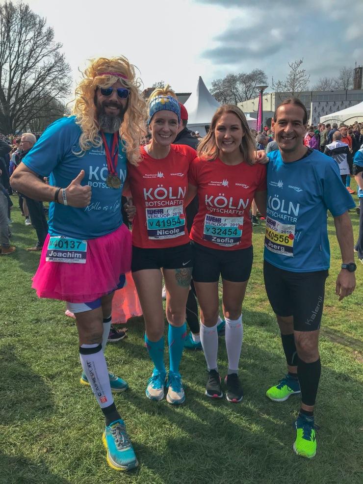 Kölnmarathon Laufbotschaftler 2019_2