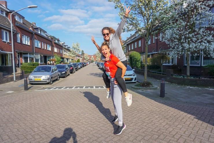 WEIR Venloop Halbmarathon 1